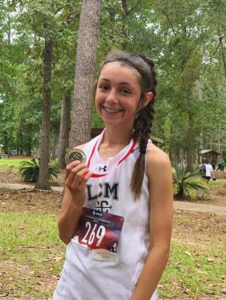 LCM Sophomore wins spot in State Race